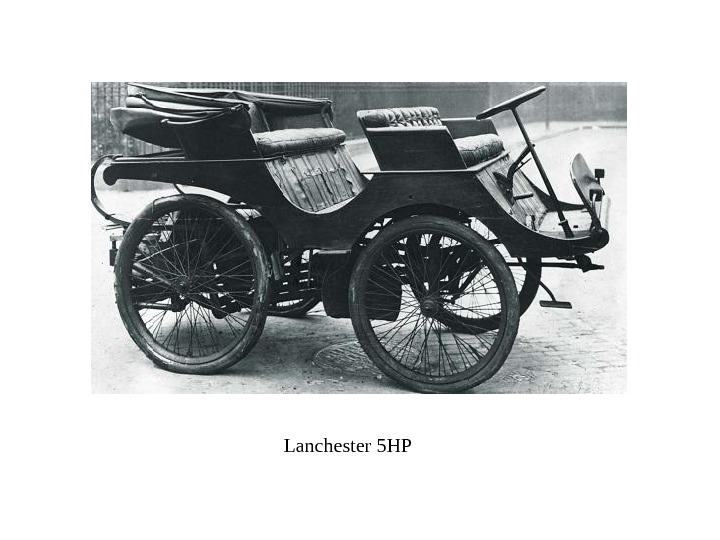 Lanchester 5HP
