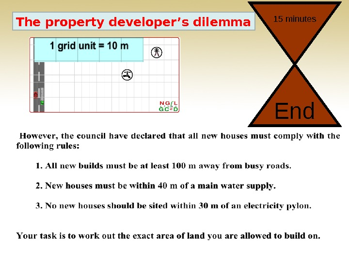 The property developer's dilemma 15 minutes End