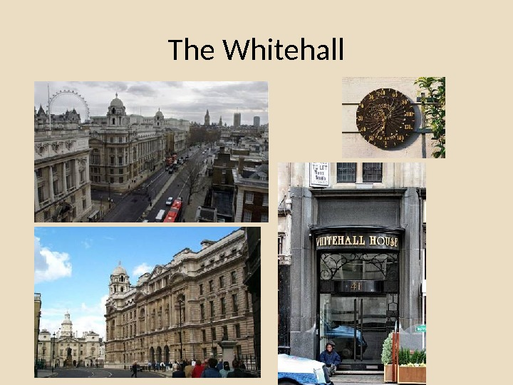 The Whitehall