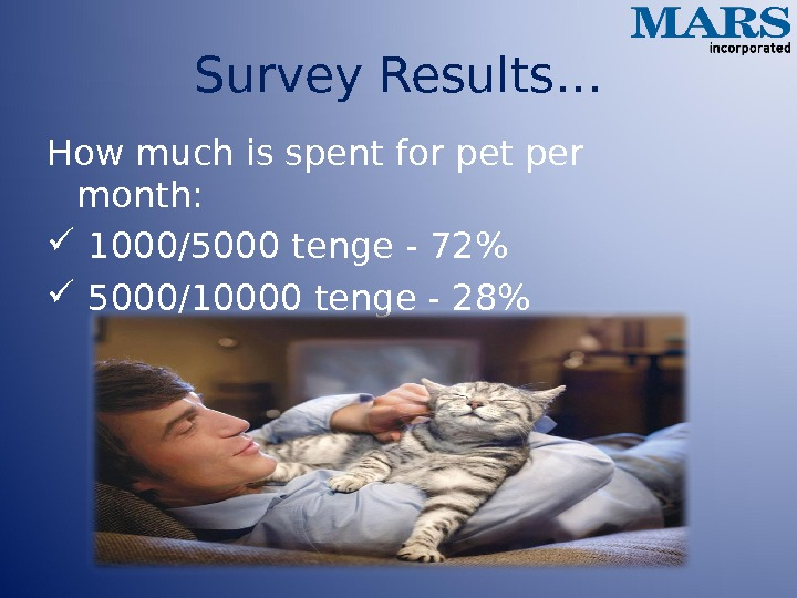 How much is spent for pet per month: 1000/5000 tenge - 72  5000/10000 tenge -