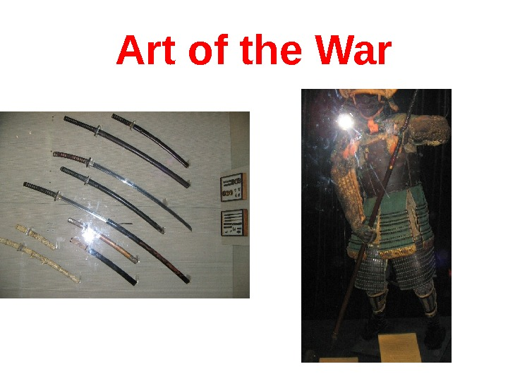 Art of the War