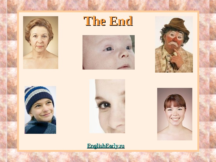The End English. Early. ru