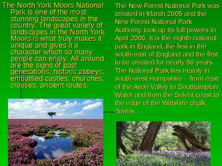 The North York Moors National Park is one of the most stunning landscapes in the country.