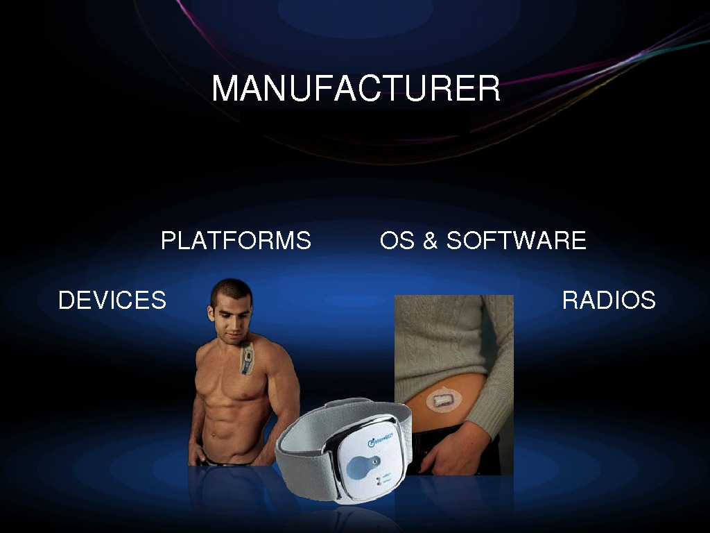 DEVICES RADIOSOS&SOFTWAREPLATFORMS MANUFACTURER