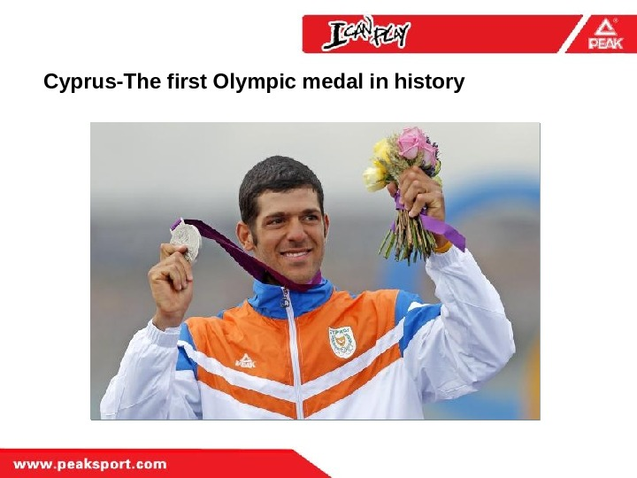 Cyprus-The first Olympic medal in history