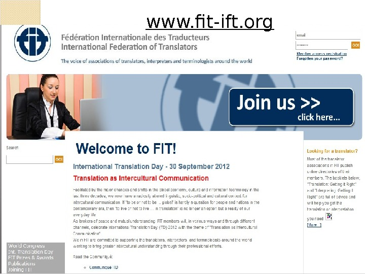 www. fit-ift. org