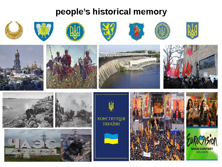 people's historical memory