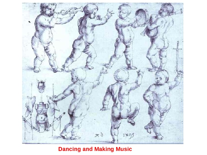 Dancing and Making Music