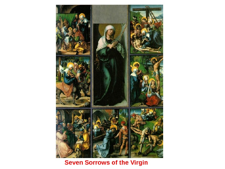 Seven Sorrows of the Virgin