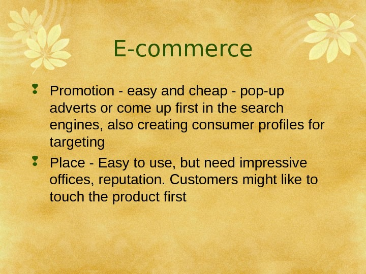 E-commerce Promotion - easy and cheap - pop-up adverts or come up first in