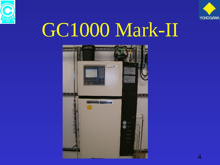 4 GC 1000 Mark-II