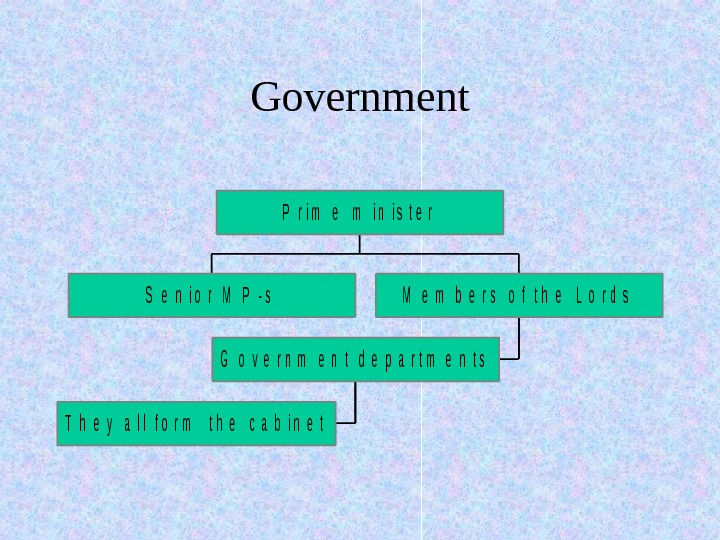 Government. S e n i o r  M P - s T h