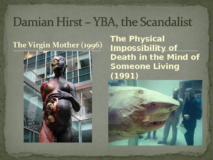 The Physical Impossibility of Death in the Mind of Someone Living  (1991)
