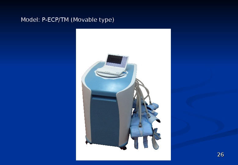Model: P-ECP/TM (Movable type) 2626