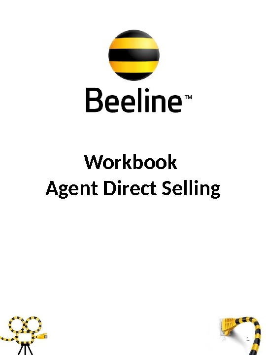 Workbook Agent Direct Selling 1