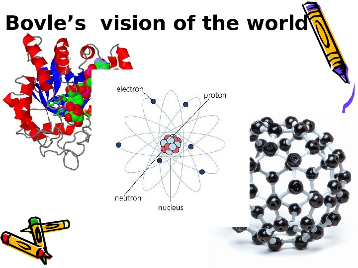 Boyle's vision of the world