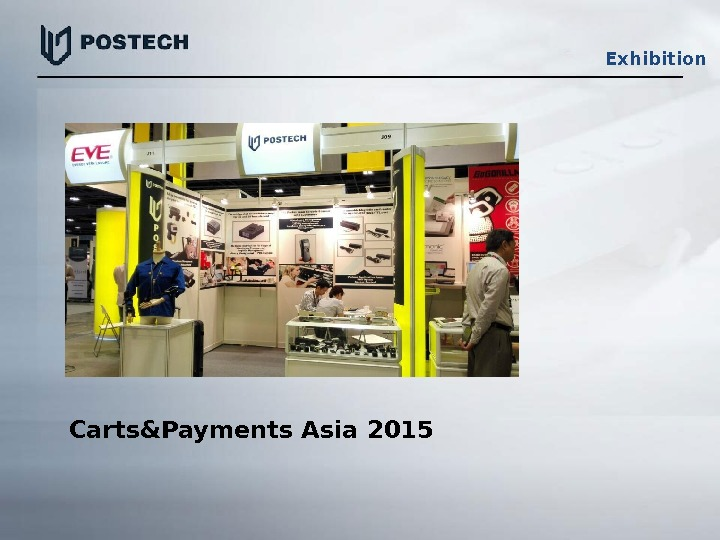 Carts&Payments Asia 2015 Exhibition