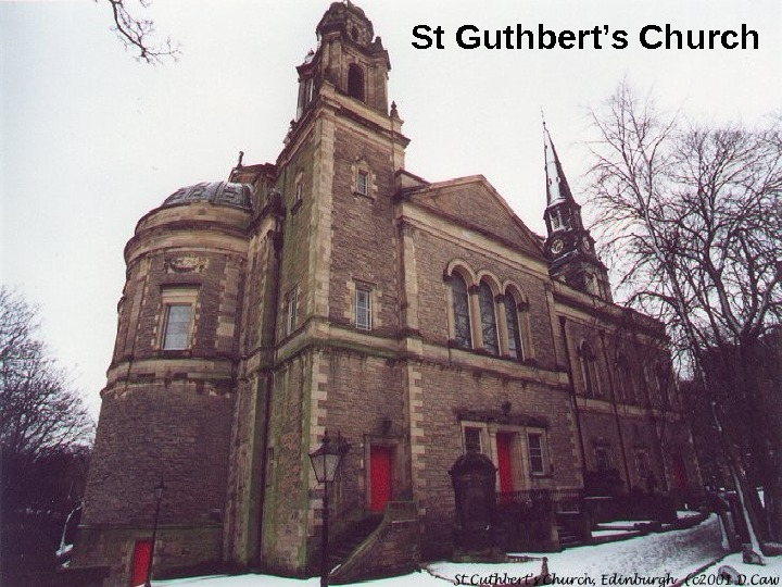 St Guthbert's Church