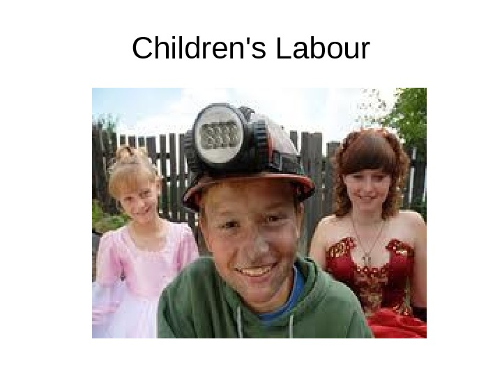 Children's Labour
