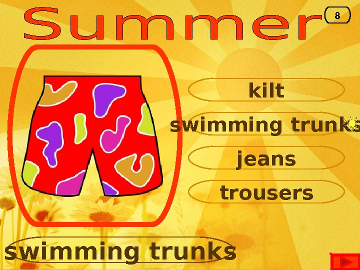 swimming trunks kilt jeans trousers swimming trunks 8