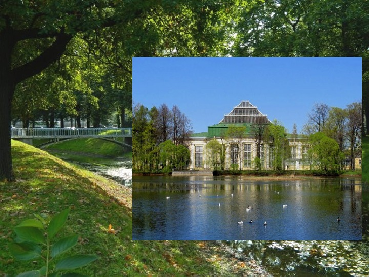 Tauride Gardens or Tavrichesky Garden • Tauride Gardens (Tavrichesky Garden) is located in the