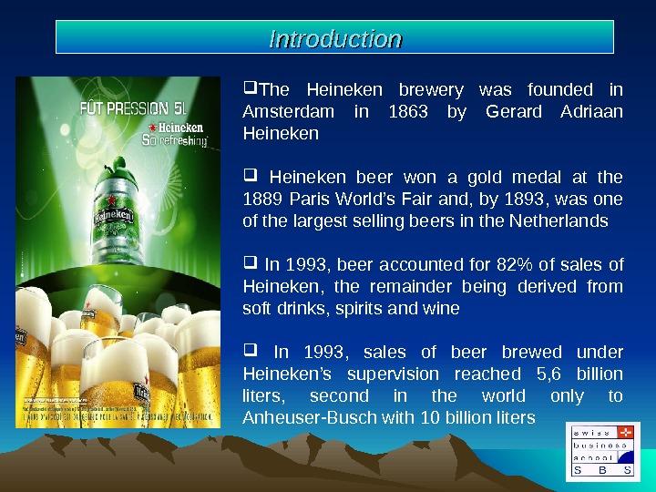 zapfsäule bier heineken
