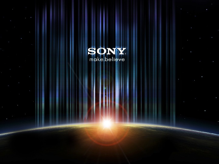 The History of Sony