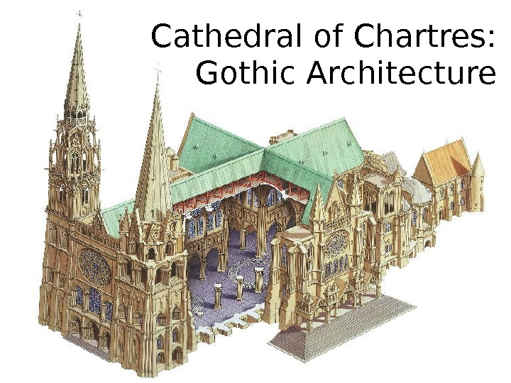 Cathedral of Chartres: Gothic Architecture