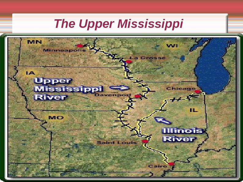 The Upper Mississippi
