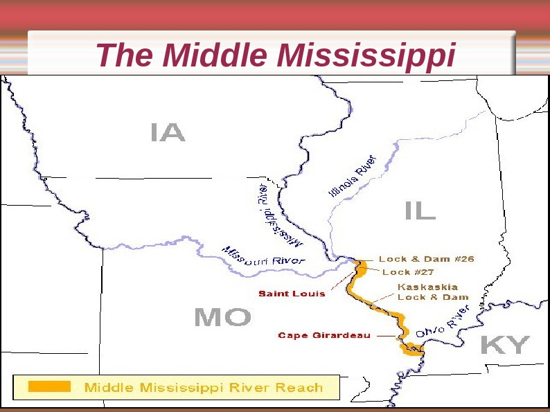 The Middle Mississippi