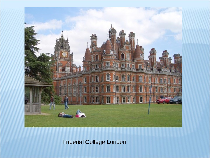 Imperial. College. London