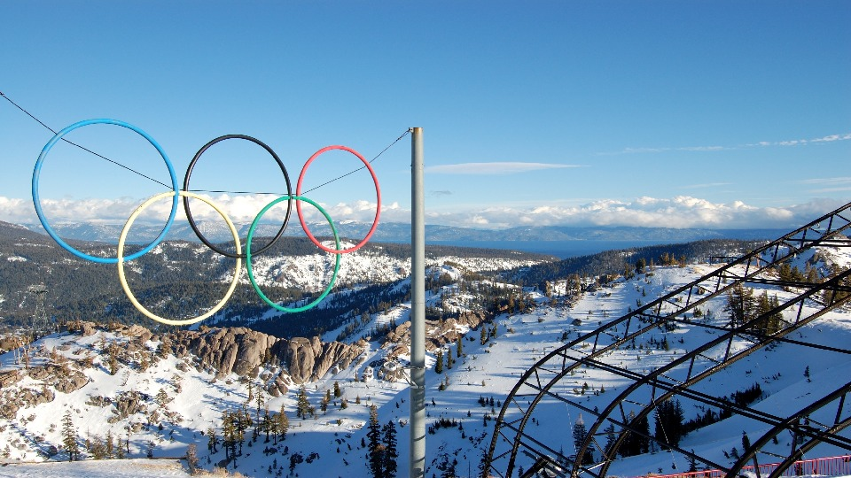 • The Olympic Games,  the biggest international sporting events, are held every four years.