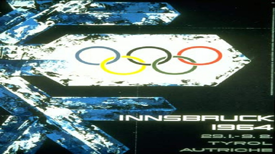 • Ninth Winter Olympic Games (1964). The number of Olympians in Innsbruck -1964 the first