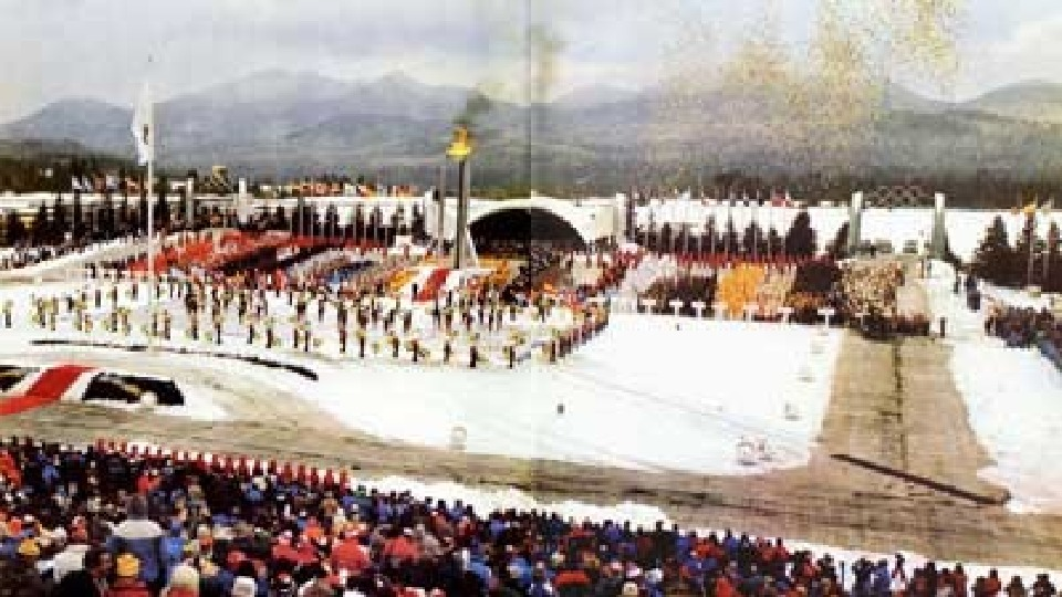 • Thirteenth Winter Olympic Games (1980). Following Innsbruck Lake Placid hosted the second Winter Olympic