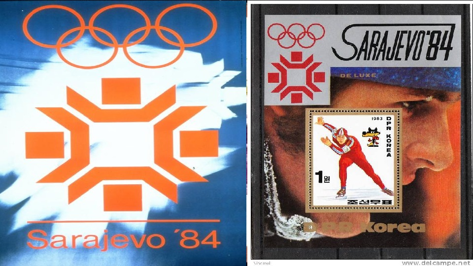 • Fourteenth Winter Olympics (1984). Selection as the capital of Winter Olympic Games , the
