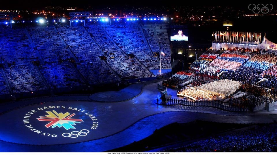 • Nineteenth Winter Olympic Games (2002) in Salt Lake City not only set a record