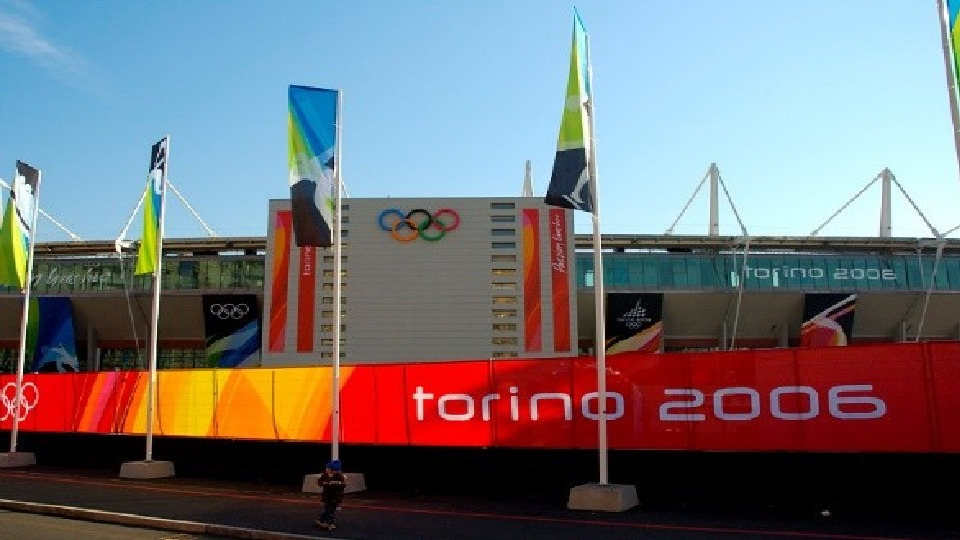 • The Russian national team at the XX Olympic Winter Games in Turin took fourth