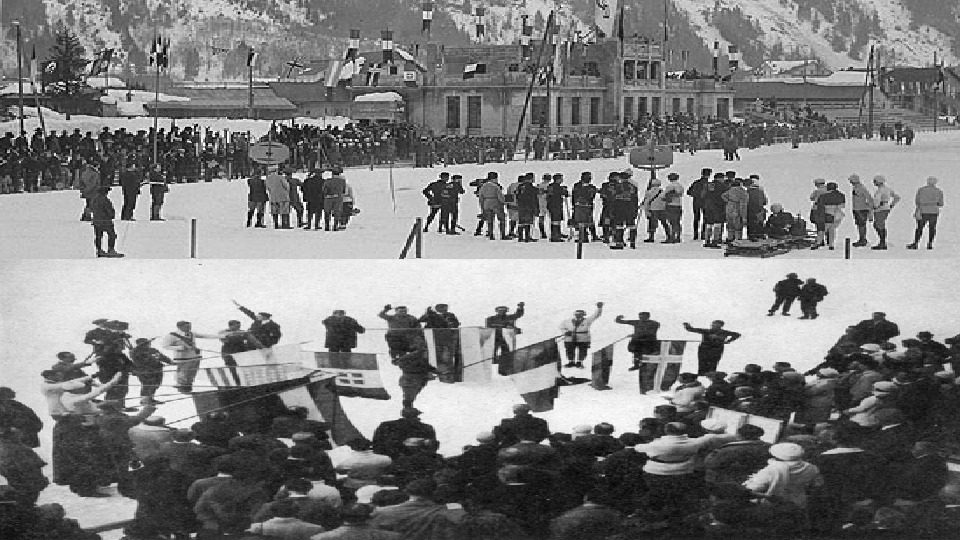 • The first winner was an American skater Dzhutrou Charlie, who won the race