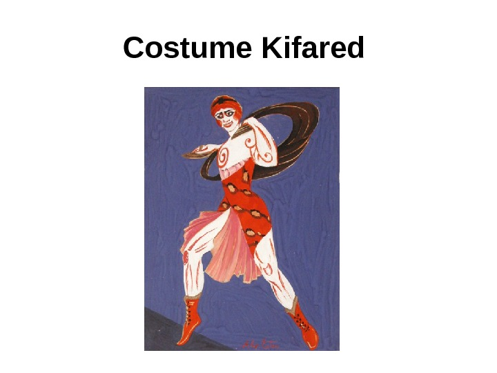 Costume Kifared