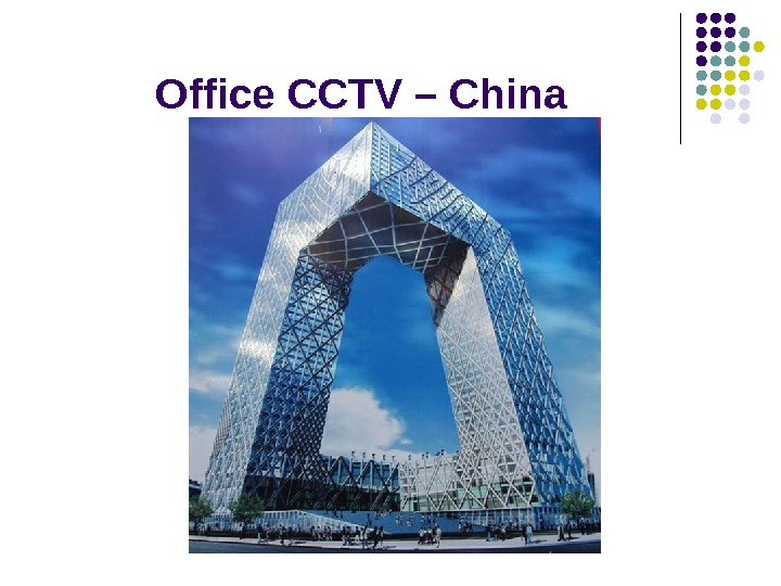 Office CCTV – China