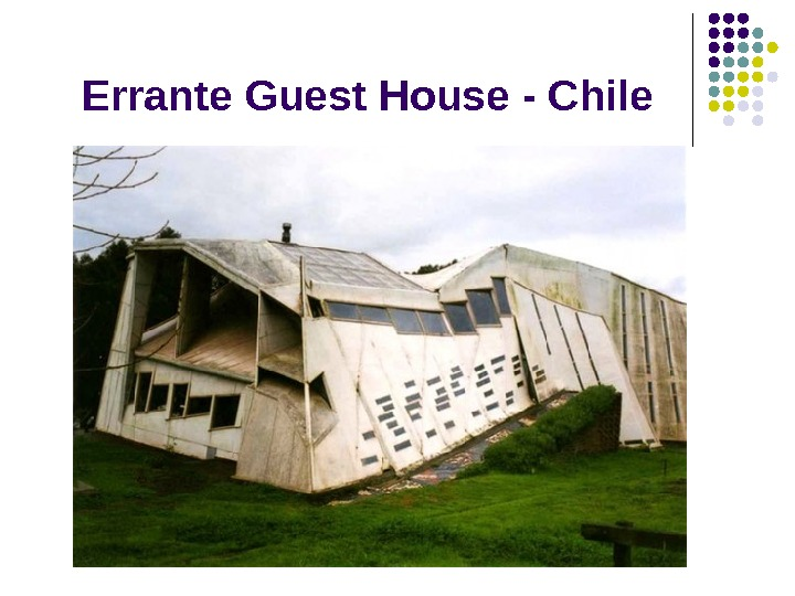 Errante  Guest  House - Chile