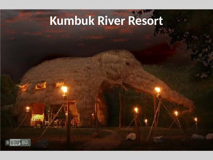 Kumbuk River Resort