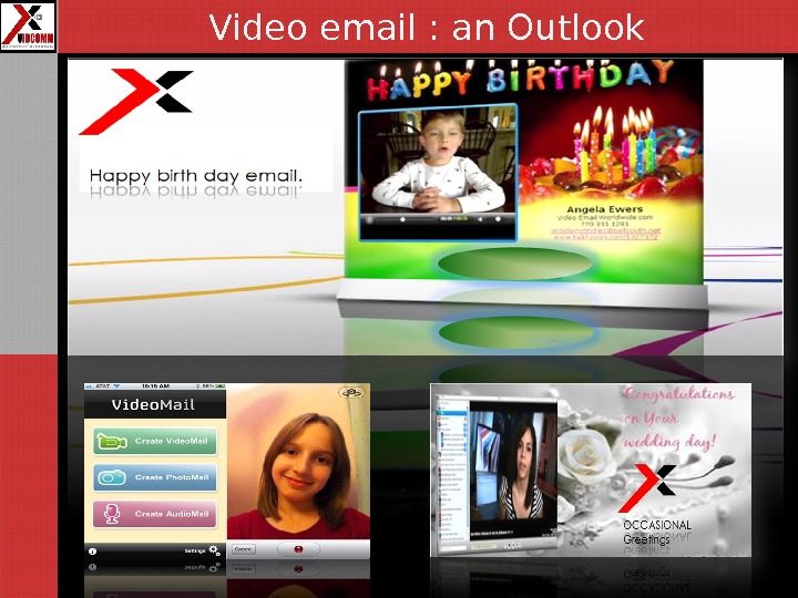 Video email : an Outlook