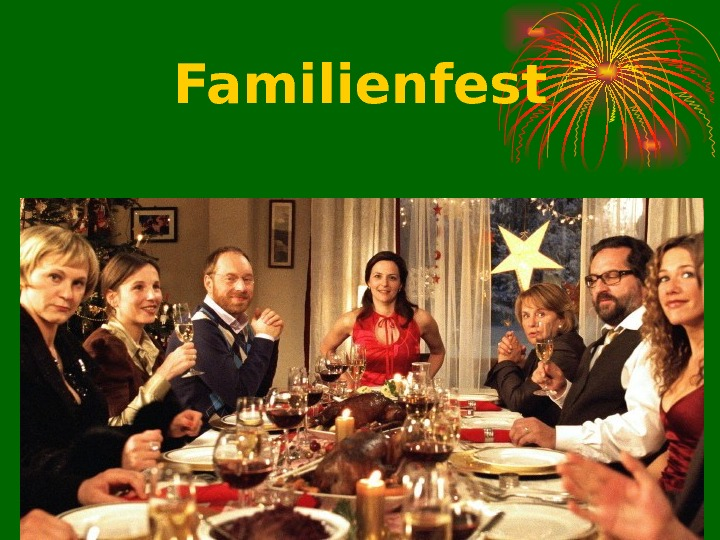 Familienfest