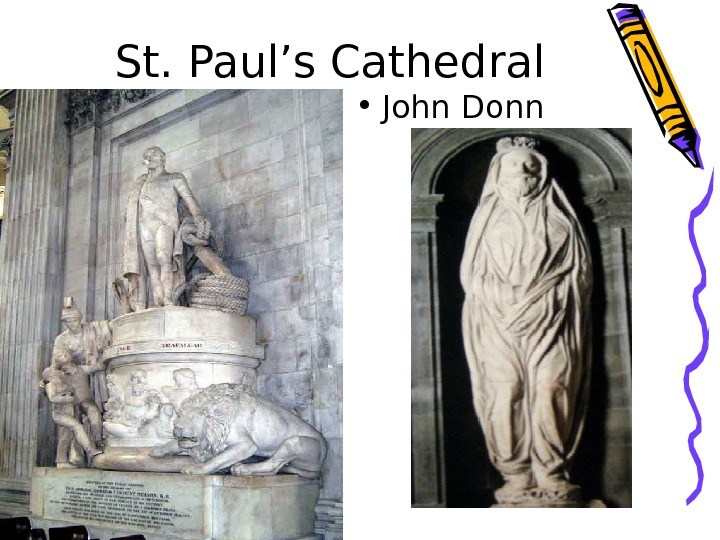 St. Paul's Cathedral • John Donn