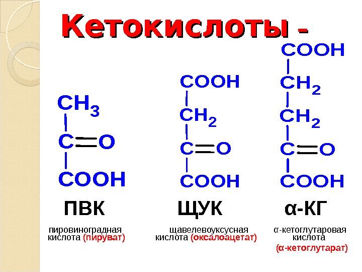 Щавелевоуксусная кислота ноос-с (о)-сн2-соон одночасно є альфа-і бета-кетонокислот