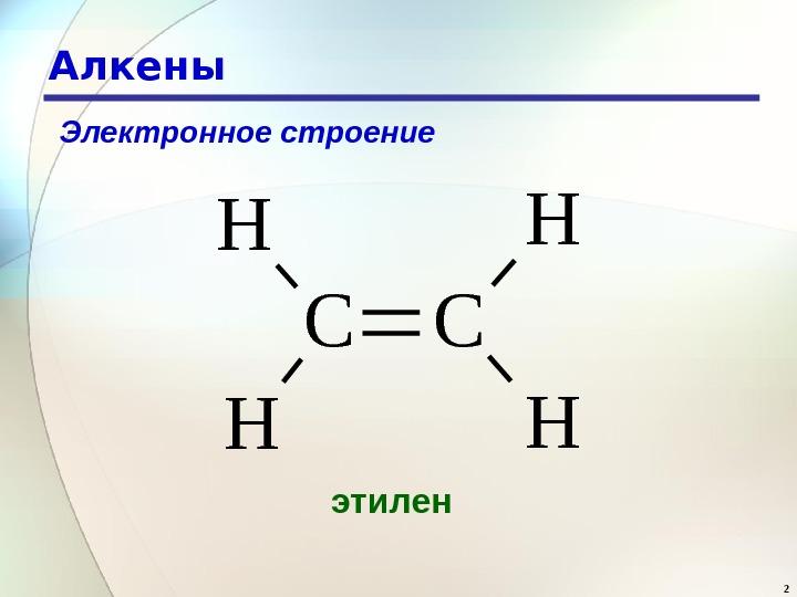 этилен картинки химия