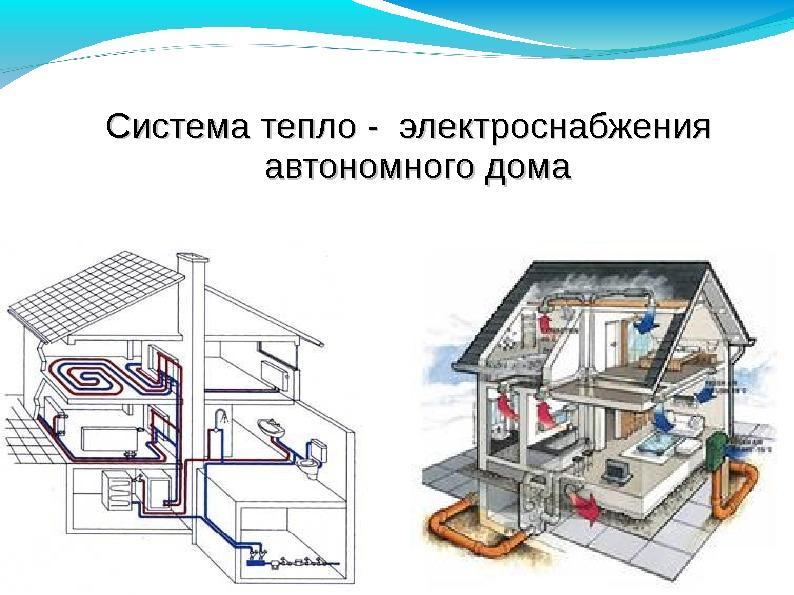 Автономное электроснабжение для частного дома своими руками
