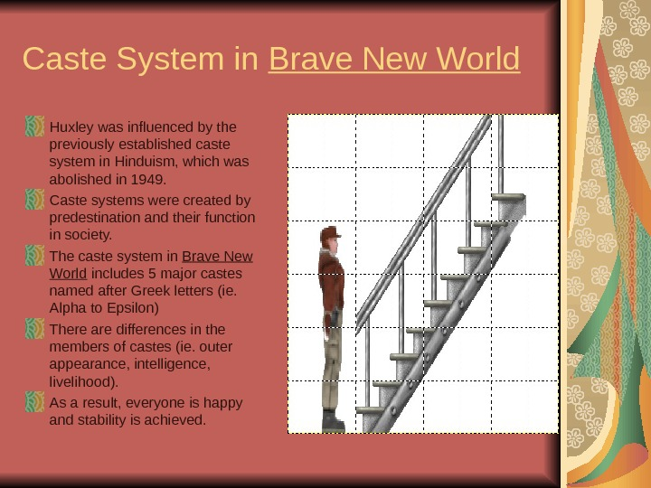 an analysis of aldous huxley s brave This book treats solely in the analysis of social criticism in huxley's novels meckier, jerome aldous huxley's americanization of the brave new world typescript the article is a comparative analysis on orwell's 1984 and huxley's brave new world.