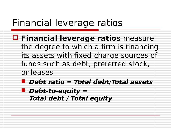 The Failure of Long Term Capital Management (LTCM)